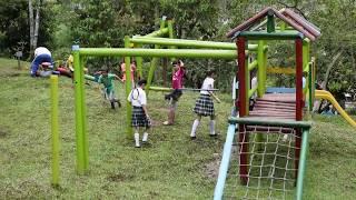 En Santa Ana se inauguró la segunda fase del Bosque para la Reconciliación