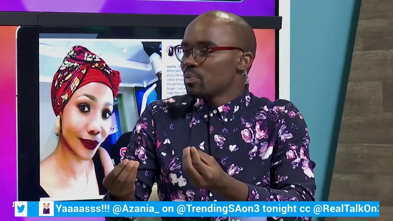 Azania Mosaka biography: daughter, age, parents, boyfriend