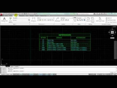 Change text color for table in autocad youtube for Table th font color