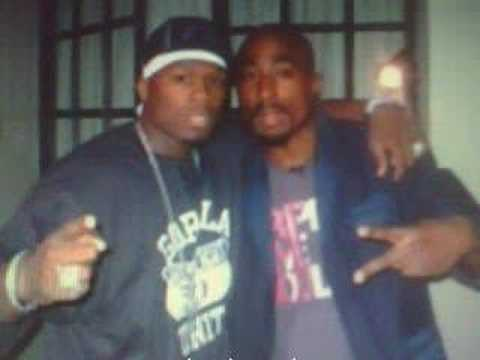 2pac ft 50 Cent In My Hood Remix