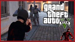 """GTA 5 DARE DEVIL #6 - KILLING COPS! """"PISTOLS ONLY"""" (GTA V Online)"""