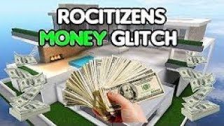 ROBLOX | INSANE RoCitizens MONEY GLITCH! [OCTOBER 2017] [SUPER EASY] [WORKS]