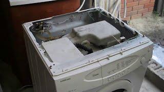 Стиральная машина автомат без водопровода для дачи(В этом видео я показываю свой метод - как я пользуюсь стиральной машинкой автомат без централизованного..., 2015-10-22T15:39:36.000Z)