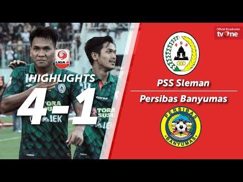 PSS Sleman vs Persibas Banyumas: 4-1 All Goals & Highlights