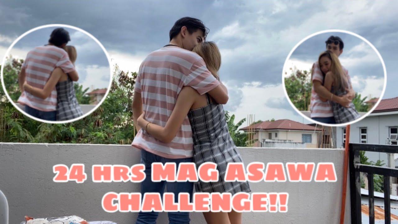 24 HOURS MAG ASAWA CHALLENGE!! (ILOVEYOU ASAWA!) | MaryRoi