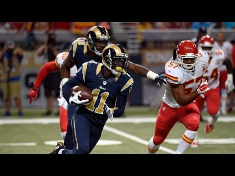 Chiefs vs. Rams highlights - 2015 NFL Preseason Week 4