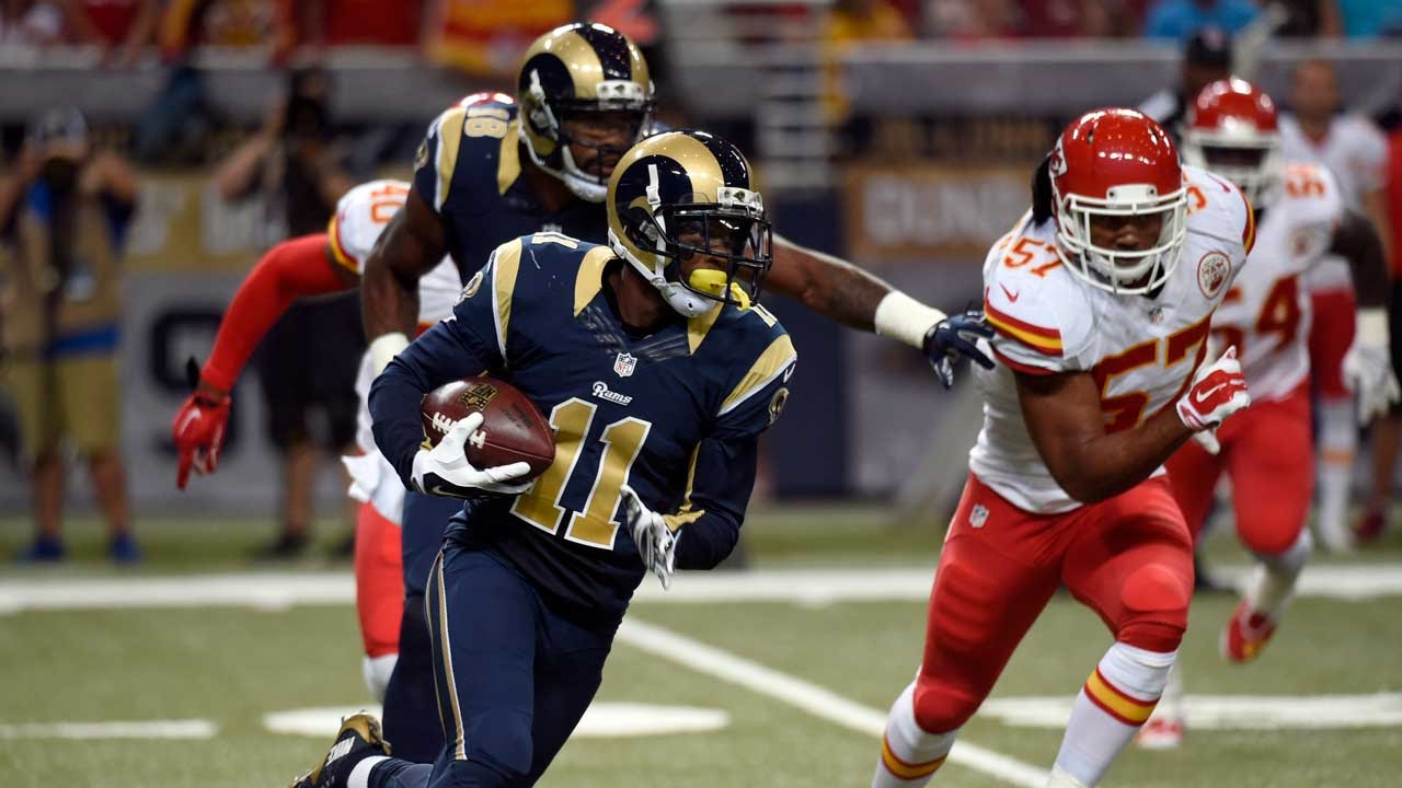 Chiefs Vs Rams Highlights 2015 Nfl Preseason Week 4