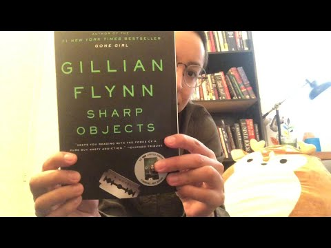 Brave Books Review of Gillian Flynn's Sharp Objects by Micaela Burgess