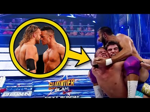 10 MORE Secret WWE Pasts Of AEW Wrestlers