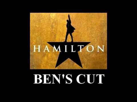 23 Hamilton Ben's Cut - Dear Theodosia