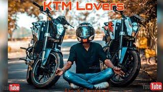 KTM Lovers|| Ktm Stunt || Cinematic Video || Rc 390 || Duke 390 || The X Treamers