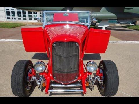 1932 ford highboy hot rod roadster youtube. Black Bedroom Furniture Sets. Home Design Ideas