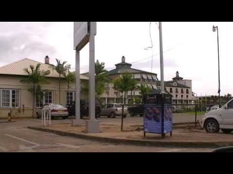 Ride around Suriname 2009 - Part 1: van Blauwgrond naar Paramaribo