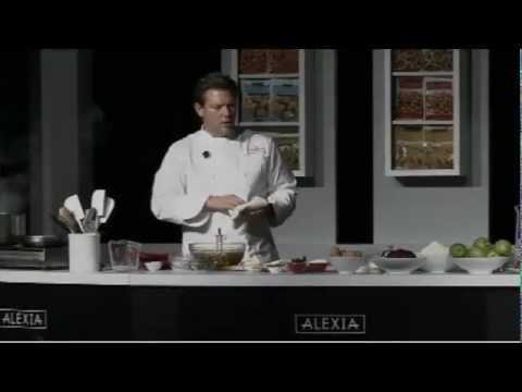 Alexia Foods Exclusive - Watch Tyler Florence Creating Gourmet Recipes