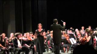 Mahler - Jihlava 25th of  June,   Napa and Modesto Youth Symphony