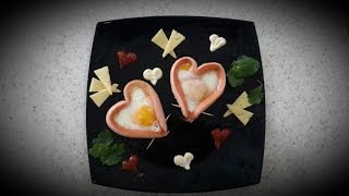 Romantic and easy idea for breakfast DIY Thumbnail