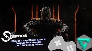 Call of Duty Black Ops III; Nueva información; Un futuro muy lejano