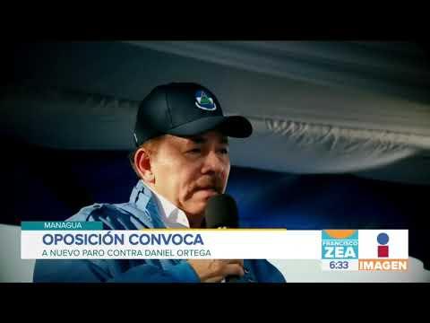 Huelga nacional de 24 horas en Nicaragua   Noticias con Zea