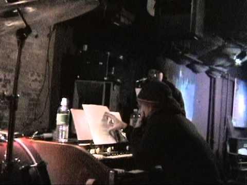 Hot Sauce Gizzard: Rehearsal with Cheryl B.