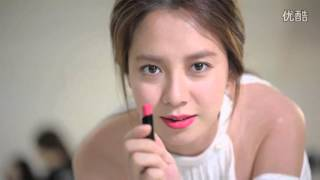 Bobbi Brown Creamy Matte Lip CF with Song Ji Hyo