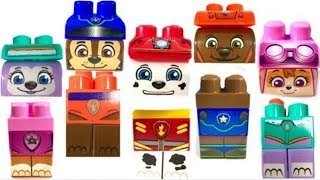 Fun Colors with Paw Patrol  Ionix Match Pups