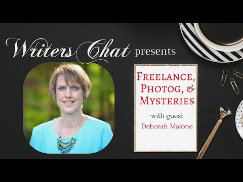 Writers Chat with Deborah Malone