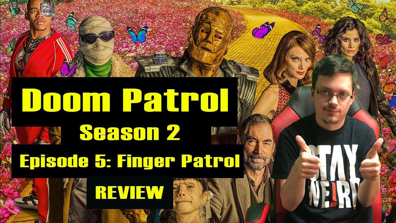 Doom Patrol Season 2 Episode 5 Review Youtube