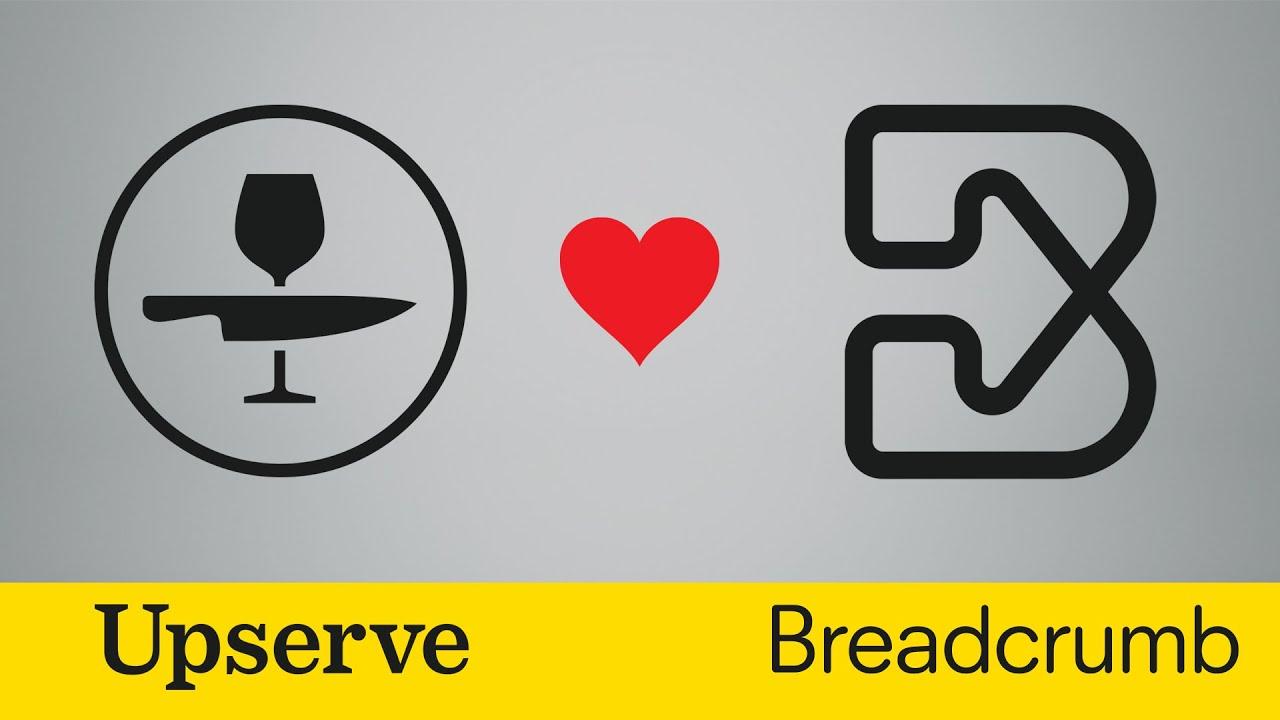 Breadcrumbing signs