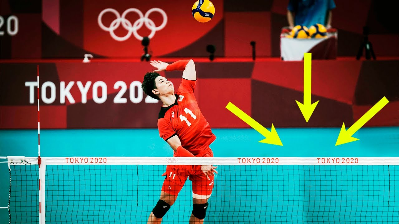 EMPTY NET! Volleyball Spikes without Block 💥Best of Volleyball | HD
