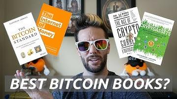 Top 5 Bitcoin Books