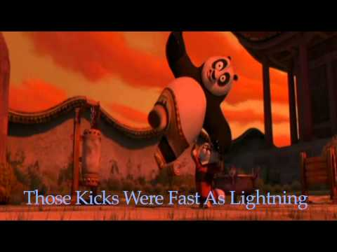 Kung Fu Panda Music Video