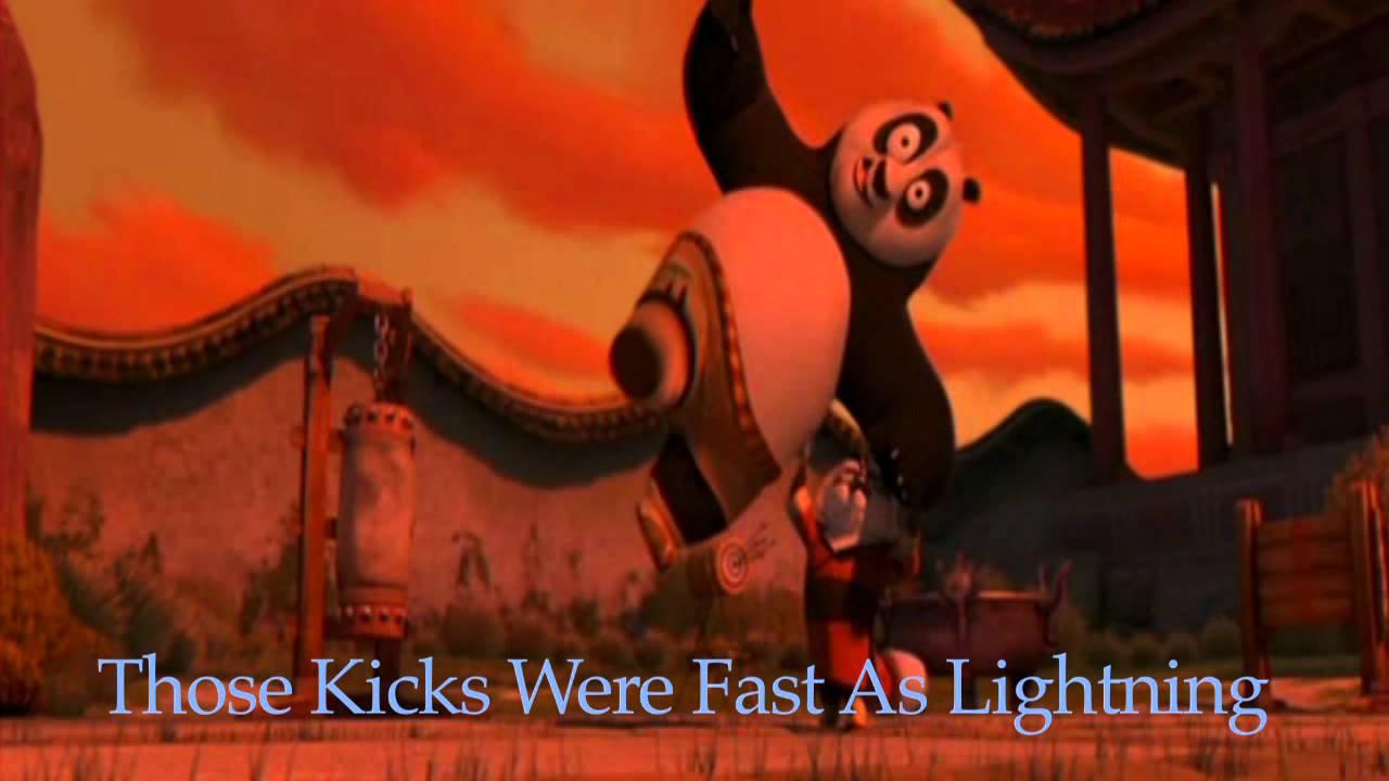 Download Kung Fu Panda Music Video