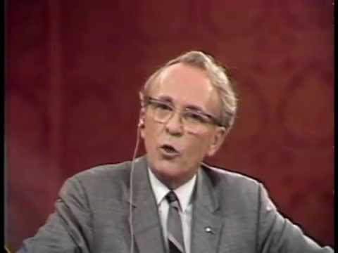 Tommy Douglas NDP Hero and Legendary Icon on Homosexuality.