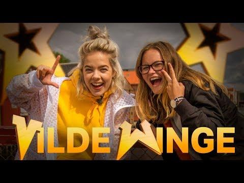 LYDIA TESTER TEGNSPRÅK! Med vinner av Norske talenter