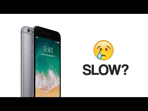 Why Do Only iPhones Need to be Slowed Down?