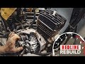 Two Stroke Engine Rebuild Time Lapse   1978 Kawasaki Ke100 Motorcycle | Redline Rebuild S2e2