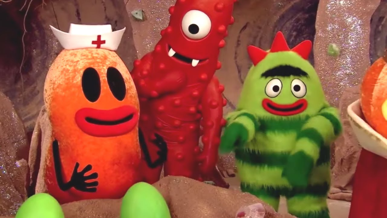 Yo Gabba Gabba 313 - Bugs   Full Episodes HD   Season 3