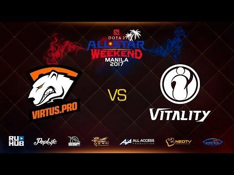 Virtus.pro vs IG.V, Manila ALLSTAR, game 2 [Lex, 4ce]