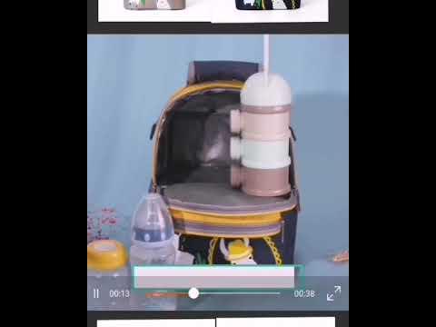 Baby Monsta Little Mummy Bag