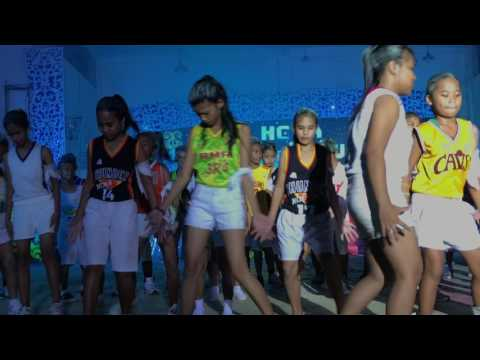 Foreigner in the Philippines - My daughter's class activity - Erica's School Dance: