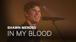 """Shawn Mendes - """"In My Blood"""" 