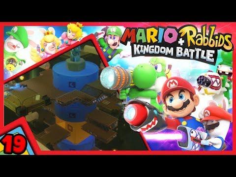 #19 COME SUPERARE I PUZZLE DEL MONDO 4!   Mario + Rabbids: Kingdom Battle ITA