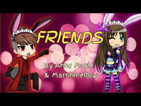 FRIENDS  Marshmello & Anne Marie  GMV Gacha Studio