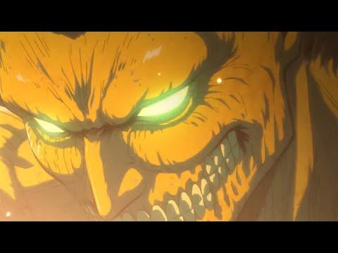 Eren Epic Transformation -Shingeki No Kyojin Season 3 Part 2 Episode 1 「進撃の巨人 Season 3 Part.2」