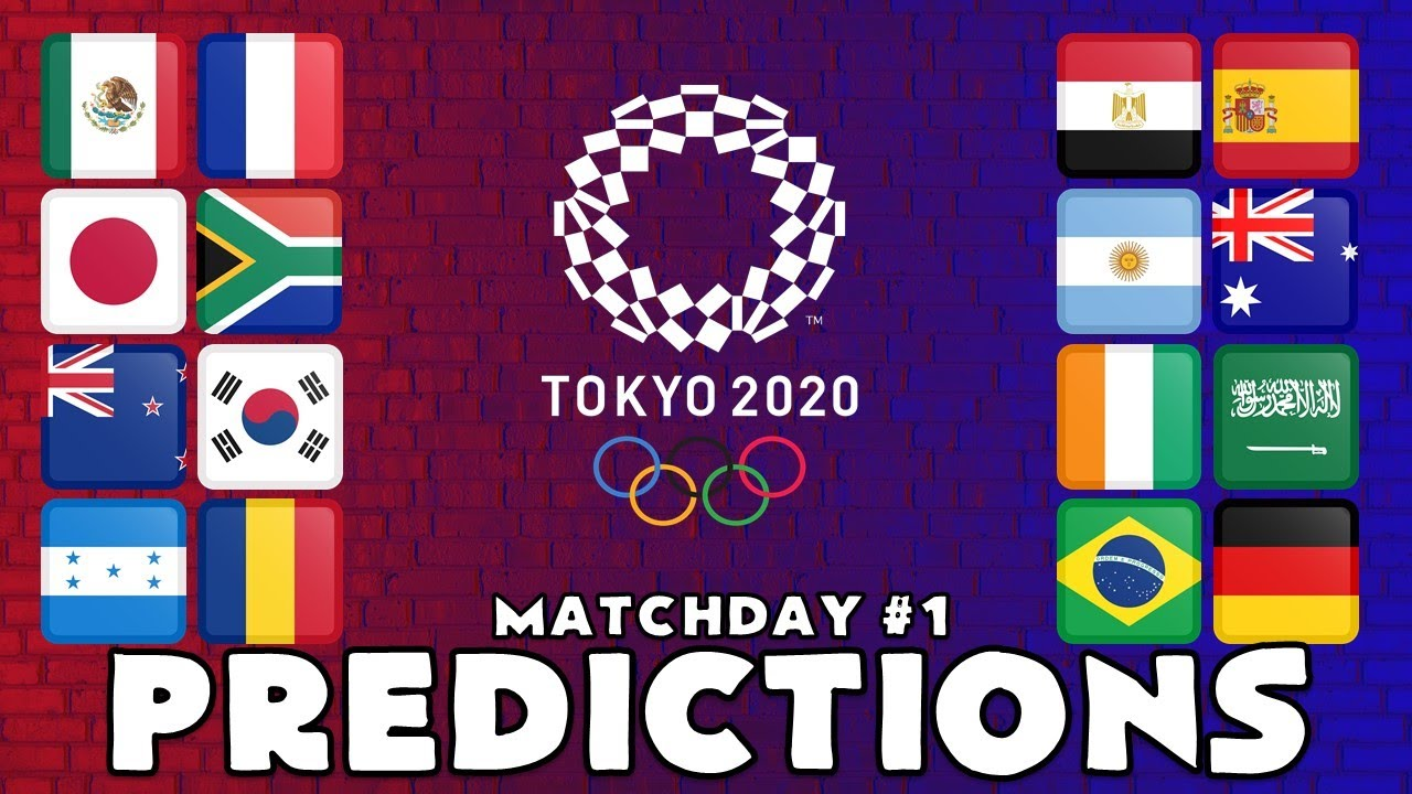 Thursday's Tokyo Olympics schedule: Men's soccer kicks off with ...