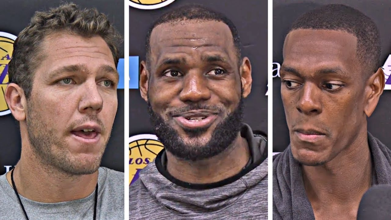 lakers-on-first-game-of-new-season-vs-blazers-young-players-improving-chemistry-more