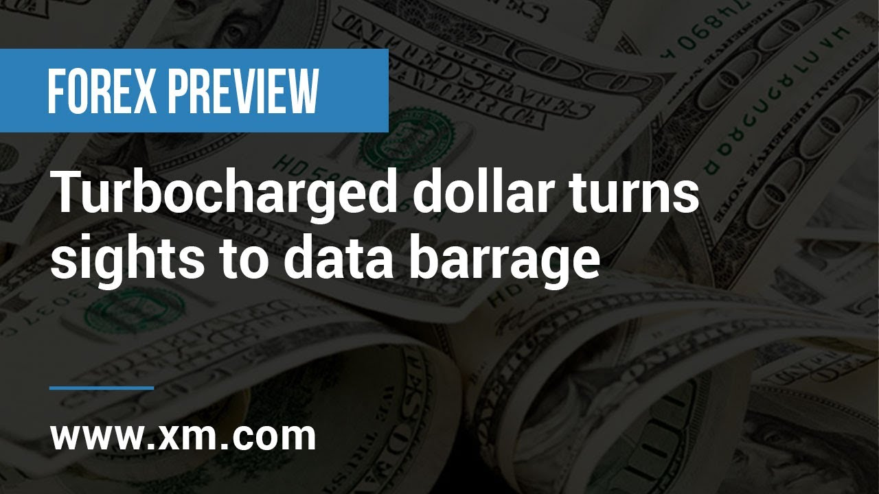 Forex Preview: 23/06/2021 - Turbocharged dollar turns sights to data barrage