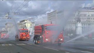 В Москве и Московской области с 13 апреля постепенно вводится пропускной режим.