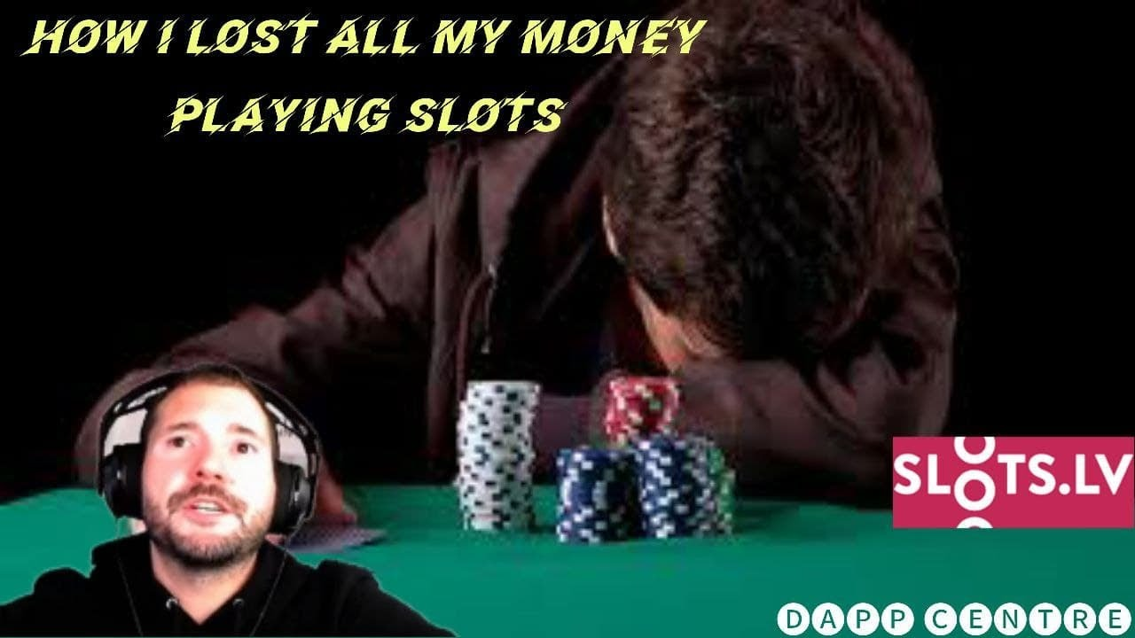 HOW I LOST ALL MY MONEY PLAYING SLOTS... CAN I RECOVER!?
