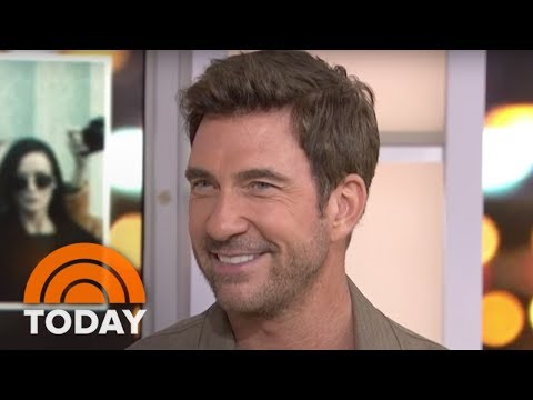 Dylan McDermott On His New Film Blind And Engagement To Maggie Q | TODAY